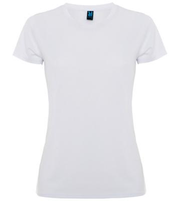Dámské sportovní tričko Montecarlo  bílá 2f03608b56